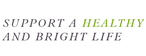 Support A Healty And Bright Life